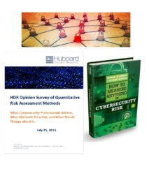 Discount Package – Cybersecurity Risk Webinar, Book and Survey (22% Off)